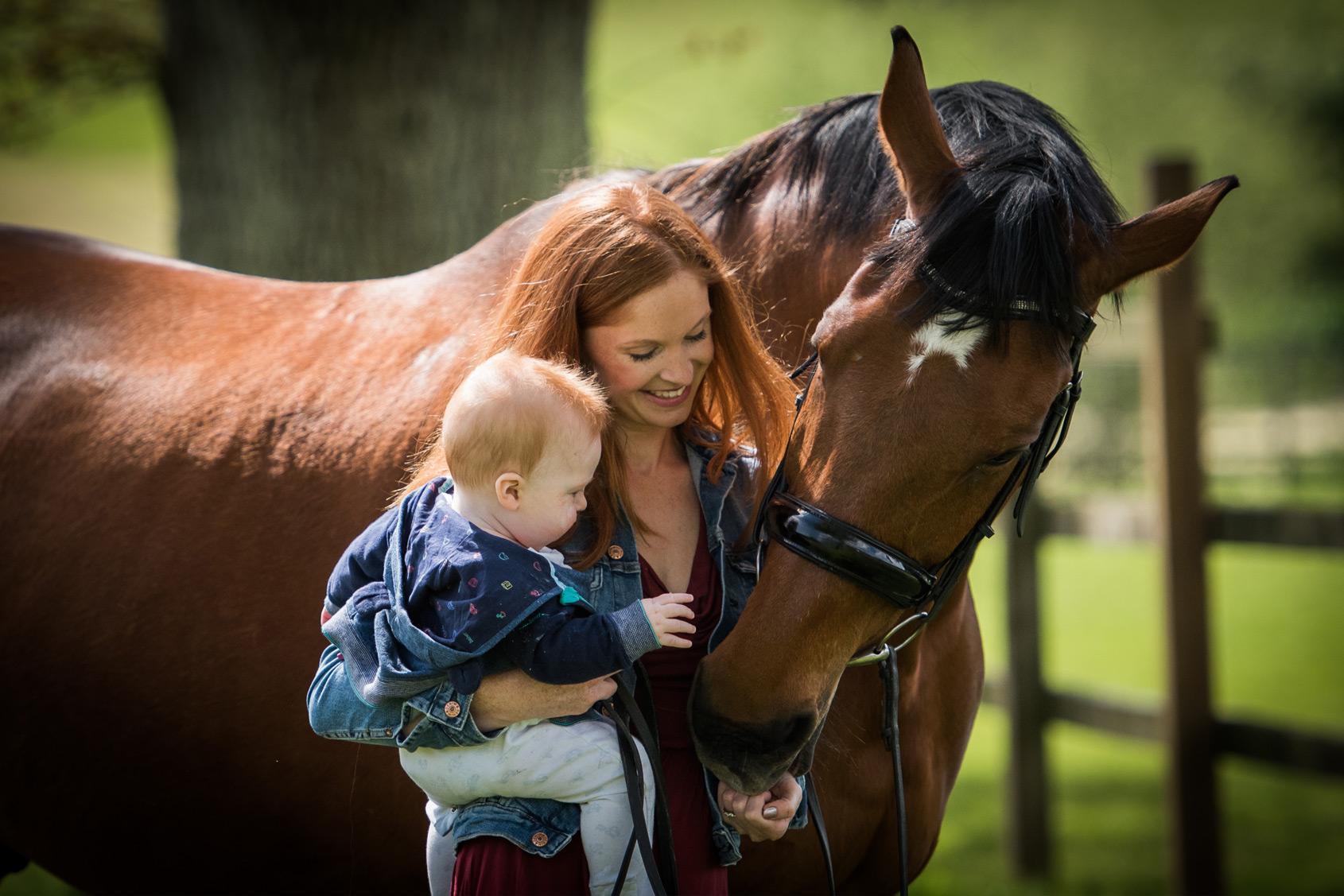 Horse & Owner